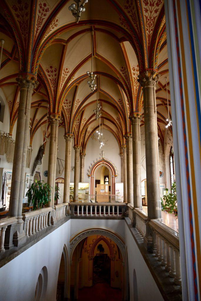 Indoor Wedding venue in Budapest, Museum of Agriculture, museum wedding venue